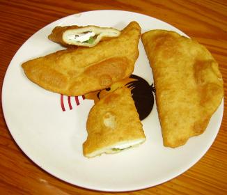 quesadillas fritas receta - photo #36
